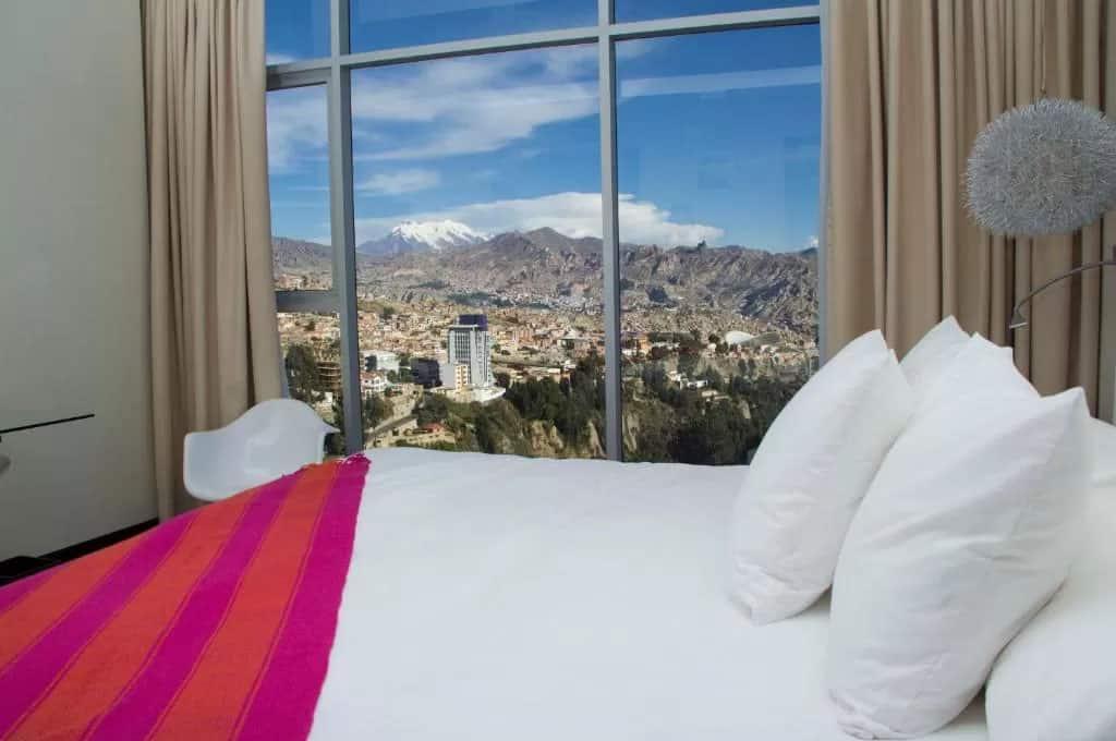 Onde se hospedar no bairro Sapocachi em La Paz