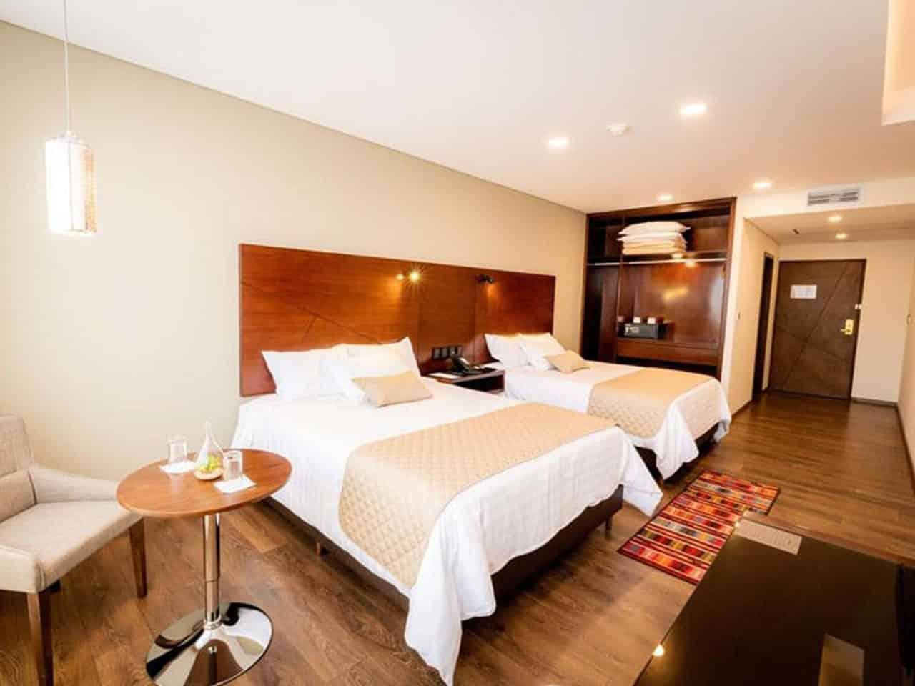 Hotéis em La Paz