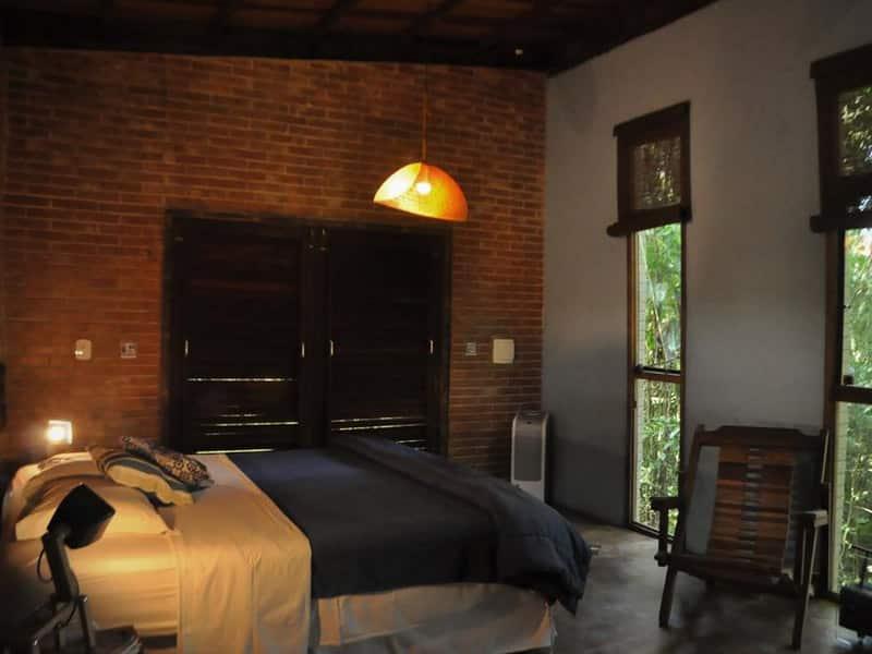 Hotel sustentável em Paraty