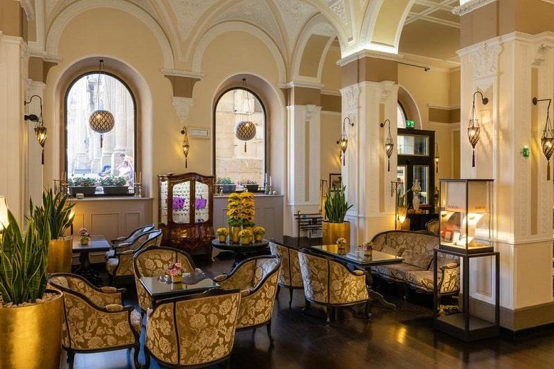 Hotéis em Florença elegantes