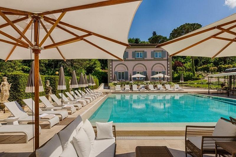 Hotéis em Florença com piscina