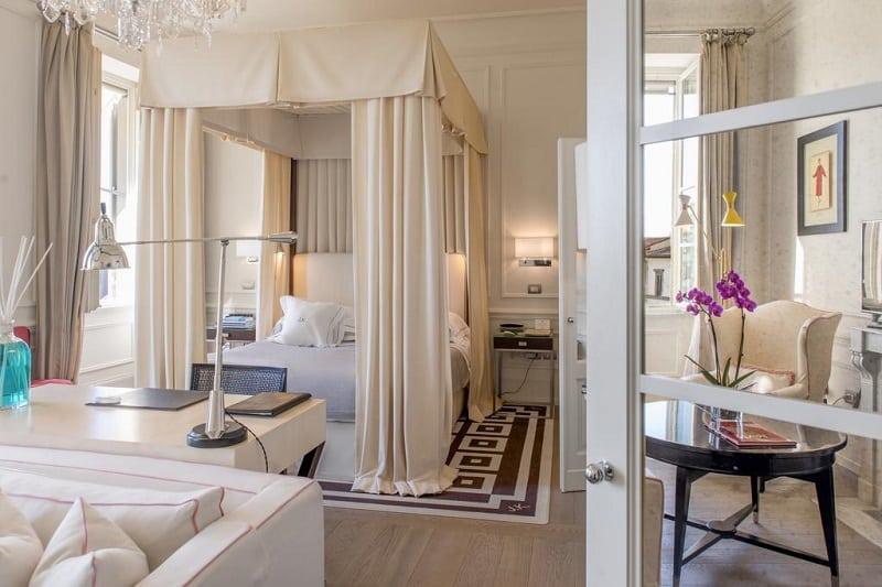 Hotéis em Florença com boa avaliação