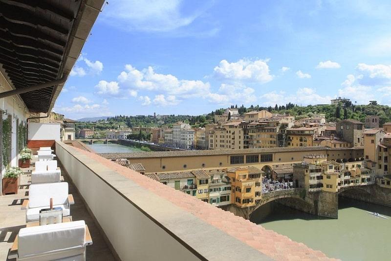 Hotéis em Florença com a melhor vista