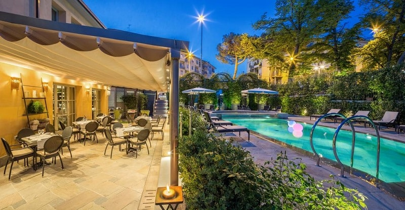Hotéis em Florença classe alta
