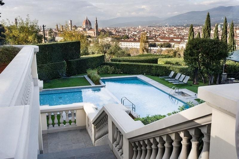 Hotéis em Florença para descançar