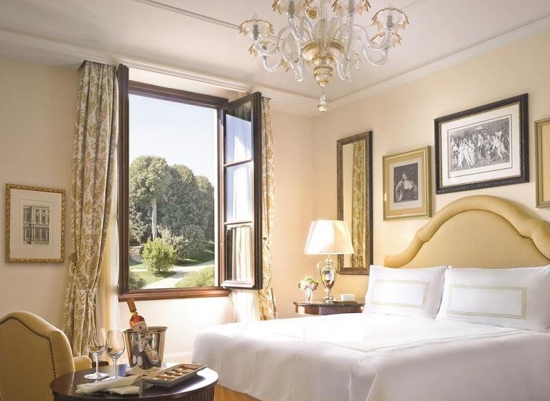 Hotéis em Florença de luxo