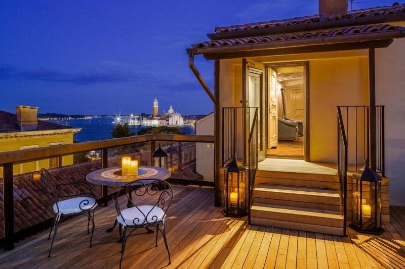 Hotéis em Veneza 5 estrelas
