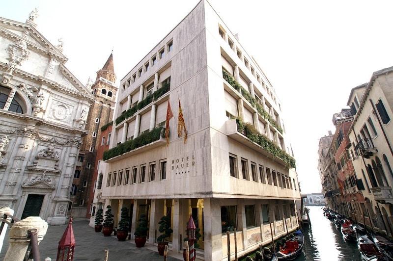 Hotéis em Veneza melhores localizados