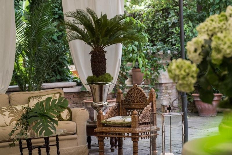 Hotéis em Veneza com área de lazer excelente