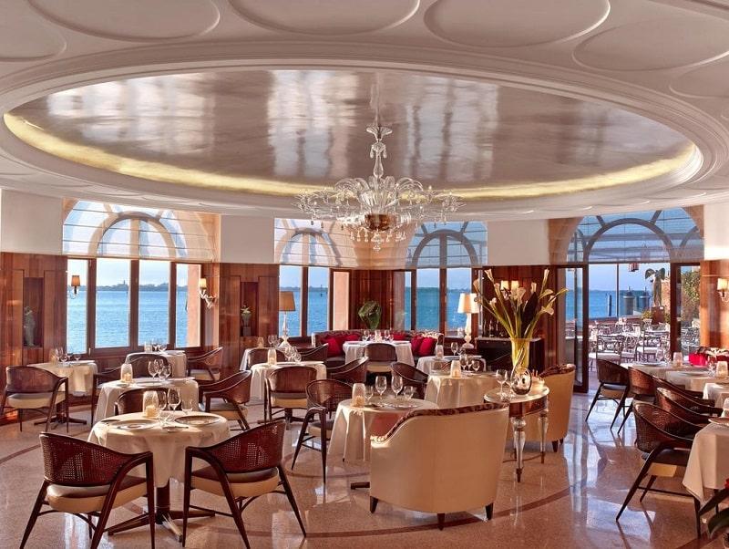 Hotéis em Veneza com restaurante
