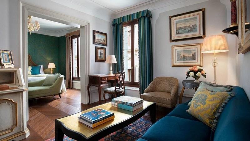 Hotéis em Veneza espaçosos
