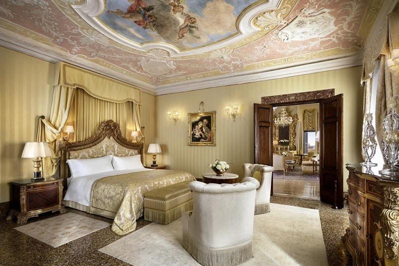 Hotéis em Veneza de luxo