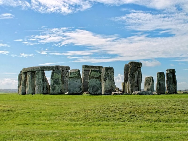 Ingresso Stonehenge