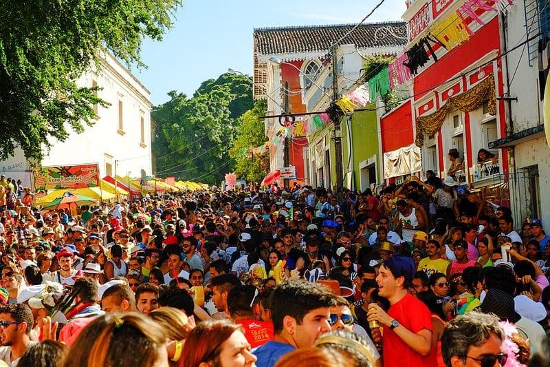 o que fazer no Carnaval de Olinda
