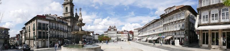O que fazer em Braga e Guimarães