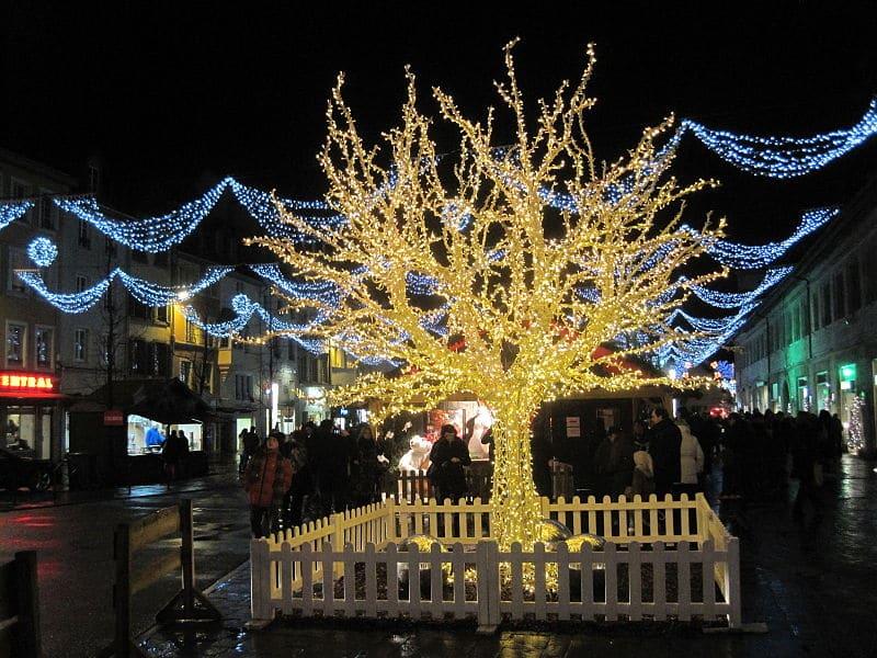 Marchés de Noël na França mais encantadores