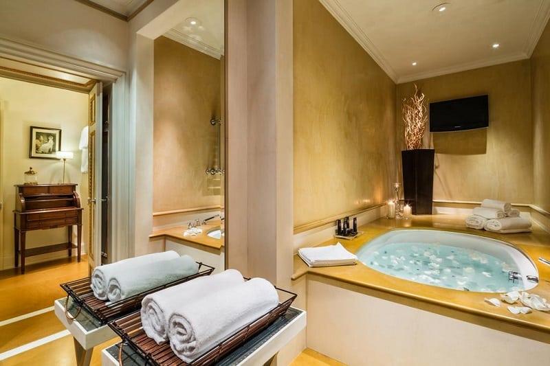 Melhores hotéis em Florença com classificação 5 estrelas
