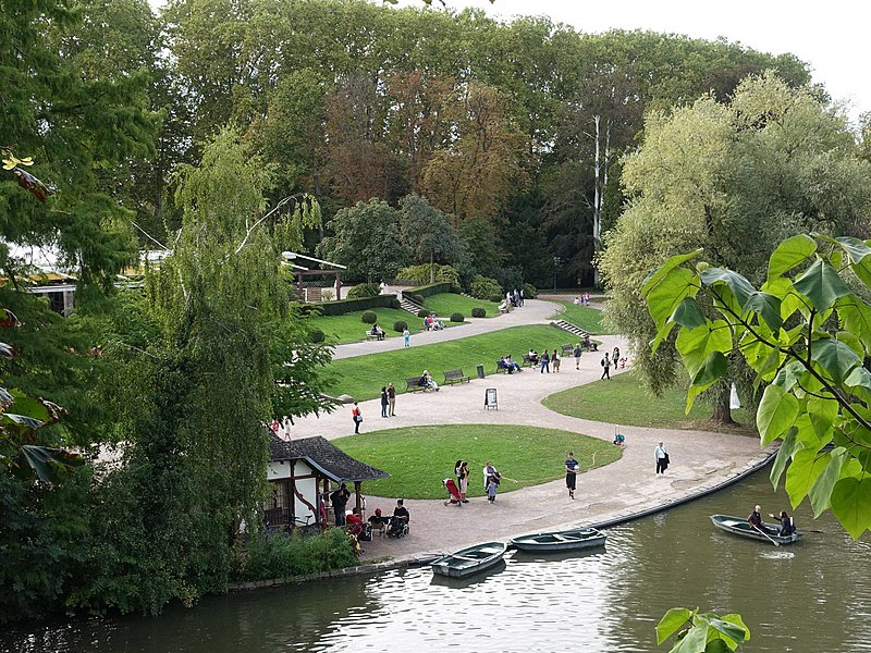 pontos turísticos de estrasburgo a ceu abertp