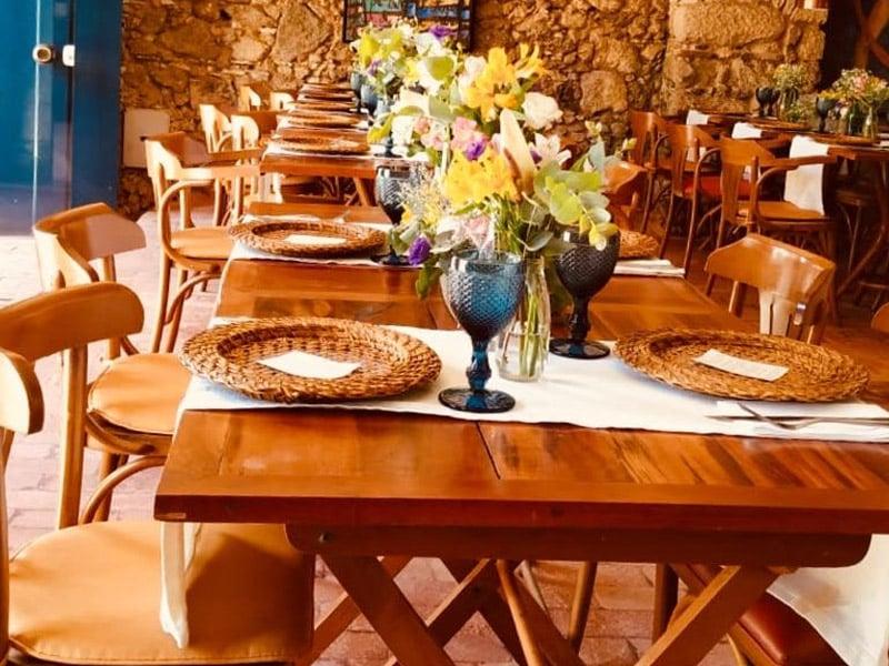 Restaurante Bartholomeu Paraty
