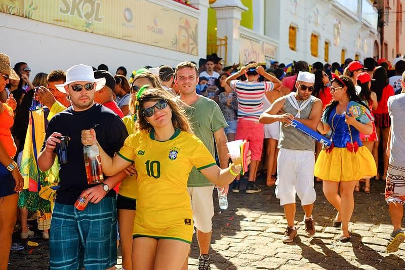o que vestir no Carnaval de Olinda