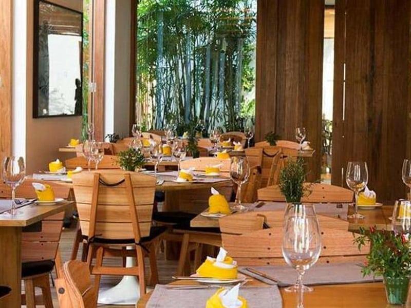 Bons restaurantes em Paraty