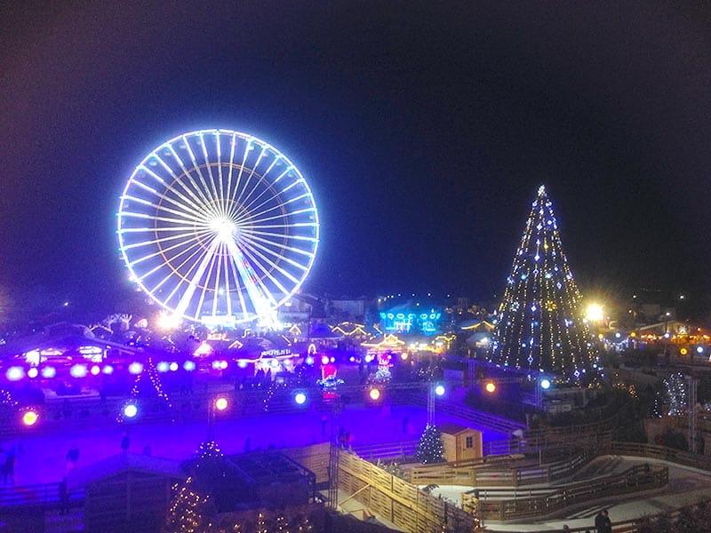 marché de Noël de Barcarès