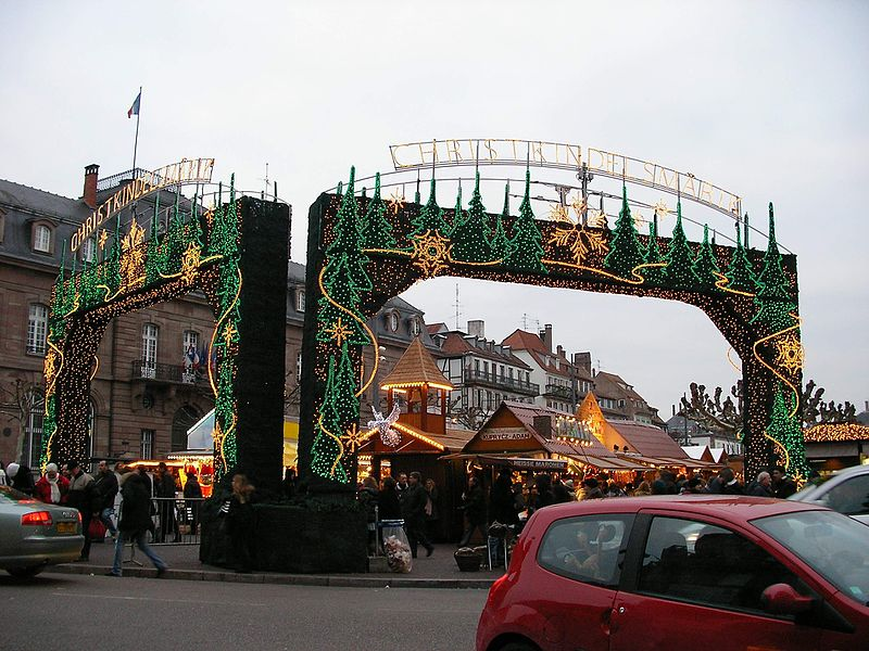 pontos turísticos de estrasburgo natal