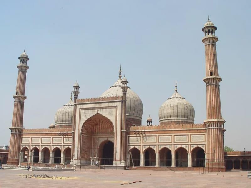 mesquita índia