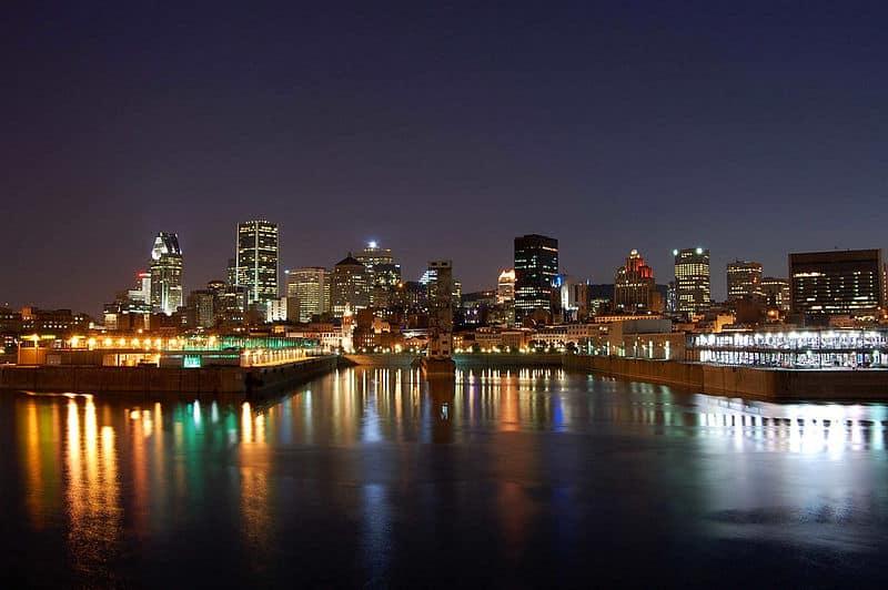 O que fazer em Montreal a noite
