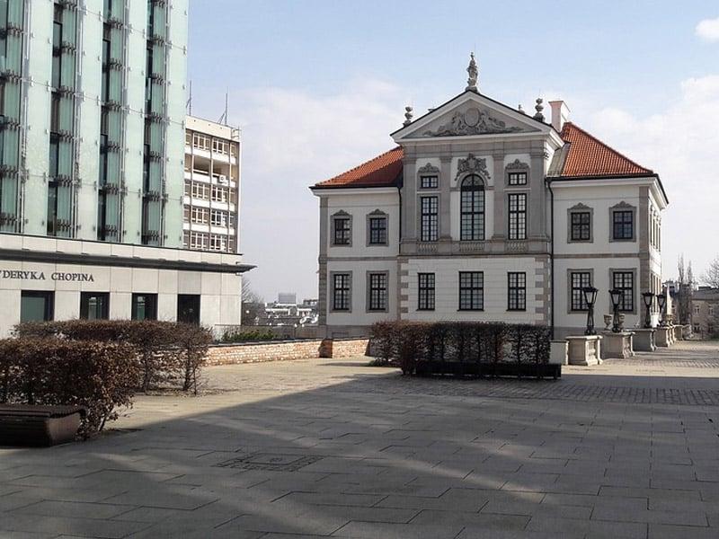 museus da polonia