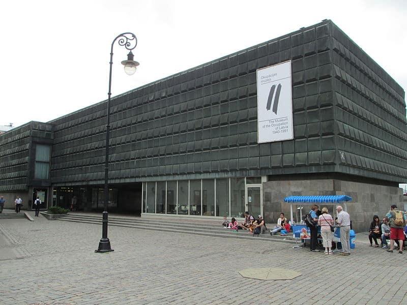 museu soviético letônia