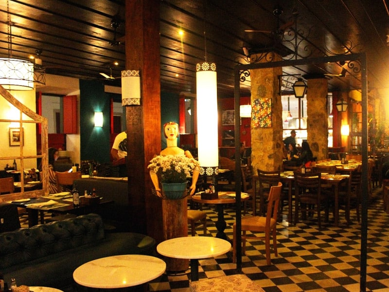 Restaurantes Paraty