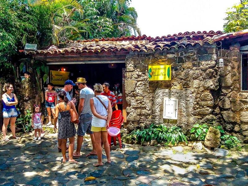 Onde comer em Paraty