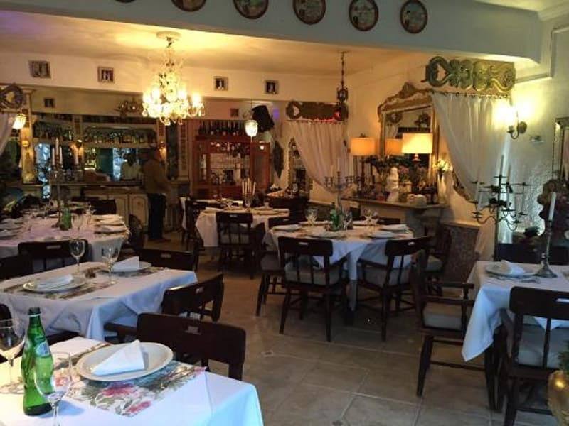 restaurante refugio paraty