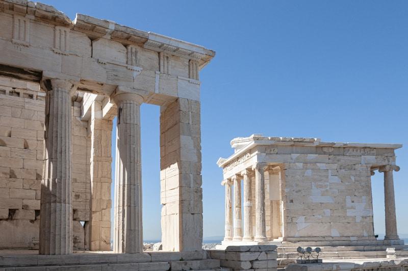 Passeio Acrópole Atenas