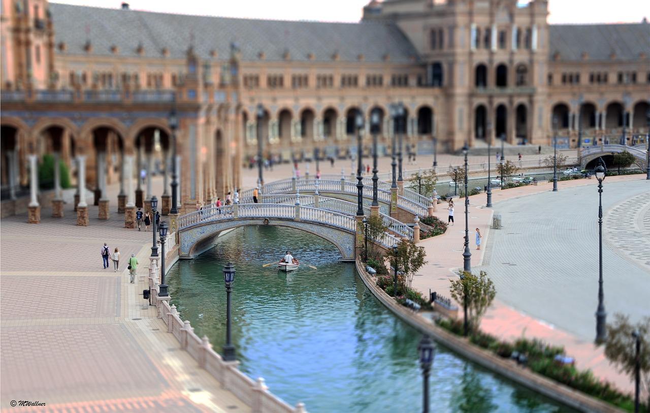 melhores passeios em Sevilha
