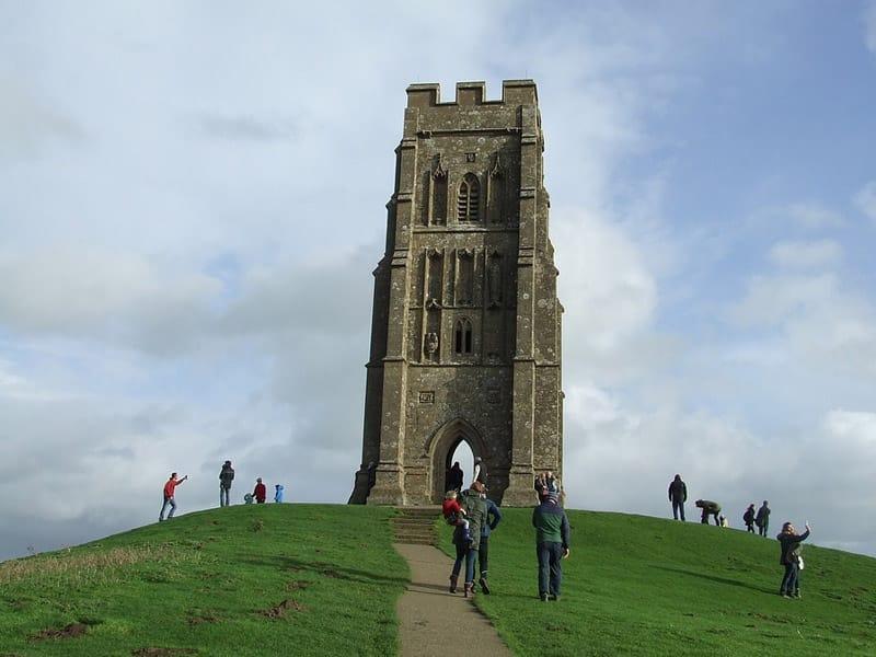 Monumento Rei Arthur Inglaterra