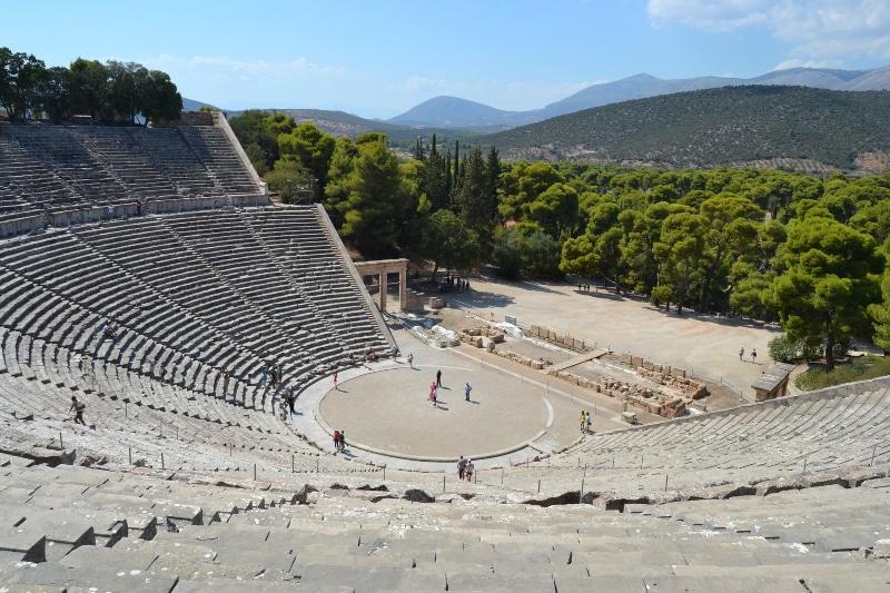 Epidauro Grécia