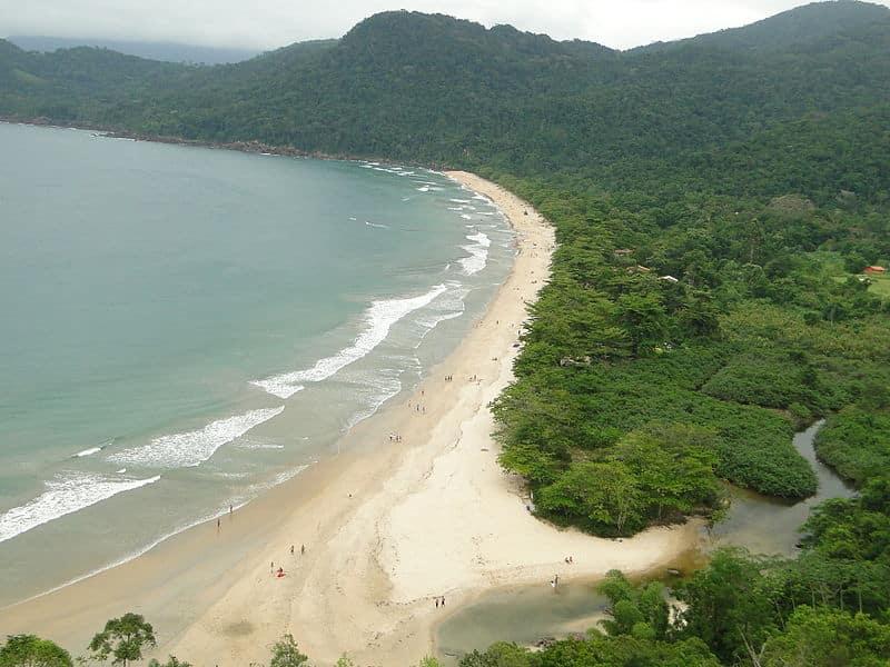 Melhores praias em Paraty