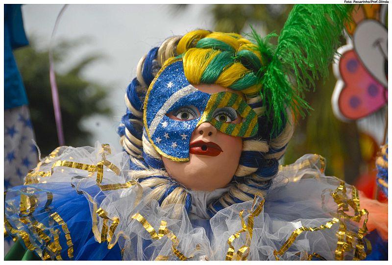 Carnaval em Olinda - dicasde prévias