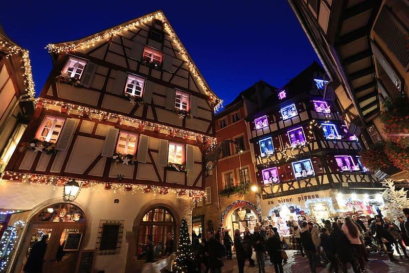 Quais os principais marchés de Noël na França?