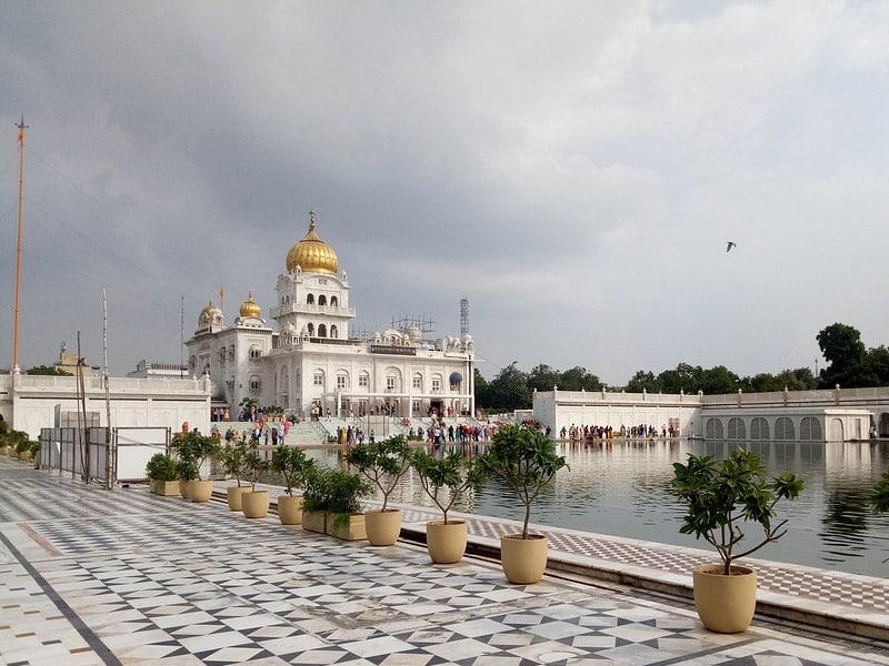 templo sikh índia
