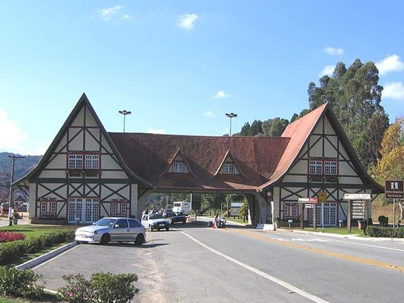 Cidades turisticas de São Paulo