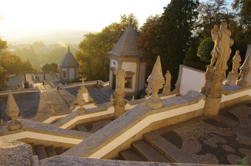 Braga pontos turísticos