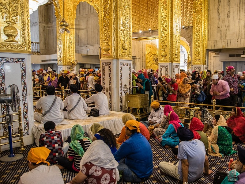 templos religiosos em nova deli