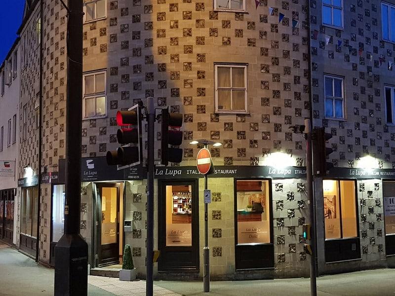 Stonehenge restaurantes