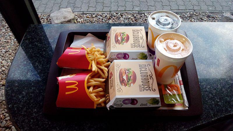 Restaurantes em Las Vegas para comer hambúrguer