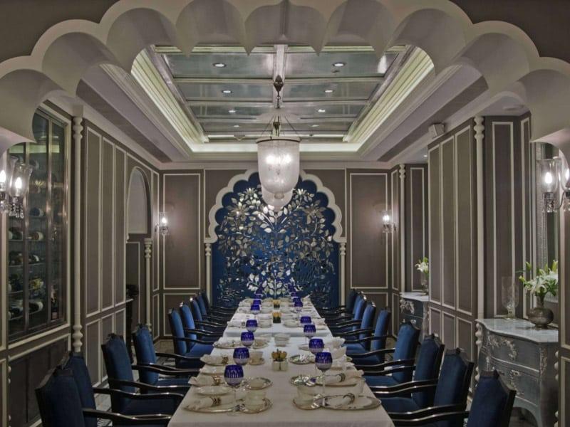 restaurante luxuosos em Nova Deli