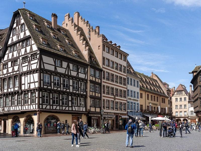 estrasburgo petite france