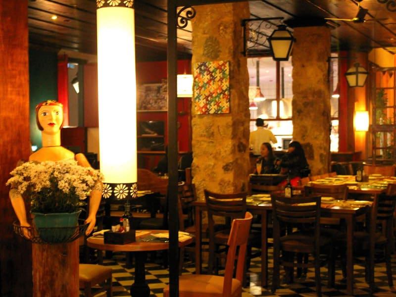 Restaurante custo benefício em Paraty